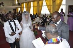 Afrikanische Paare lizenzfreies stockfoto