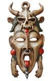 Afrikanische Schablone Stockbild