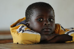 Afrikanische Schulkinder Lizenzfreies Stockbild