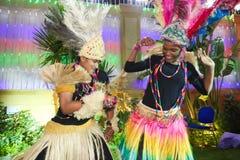 Afrikanische Show Lizenzfreie Stockfotos