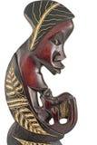 Afrikanische Statuetten Lizenzfreies Stockfoto