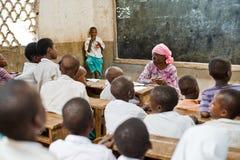 Afrikanische Studenten Lizenzfreies Stockbild