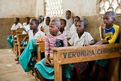 Afrikanische Studenten Lizenzfreies Stockfoto