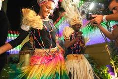 Afrikanische Tänzer Lizenzfreies Stockbild