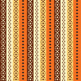 Afrikanische Verzierung. Lizenzfreie Stockbilder
