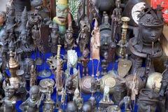 Afrikanische Volkskunst Lizenzfreies Stockbild