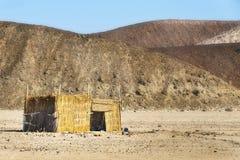 Afrikanische Wüste Stockfoto