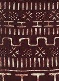 Afrikanischer Batik.