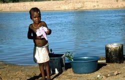 Afrikanischer Junge Lizenzfreie Stockbilder