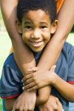 Afrikanischer Junge Stockfoto