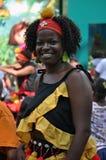 Afrikanischer Tänzer Lizenzfreies Stockfoto