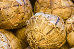Afrikanisches Craftswork Lizenzfreies Stockbild