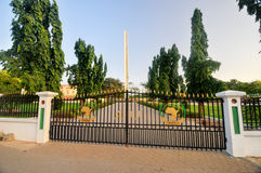 Afrikanisches Einheits-Monument - Accra, Ghana Lizenzfreies Stockfoto