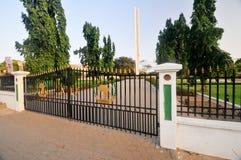 Afrikanisches Einheits-Monument - Accra, Ghana Stockbilder