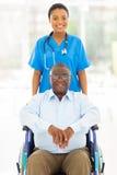 Afrikanisches Gesundheitswesen lizenzfreie stockfotos