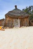 Afrikanisches Haus Lizenzfreies Stockbild