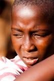 Afrikanisches Kind Stockbild