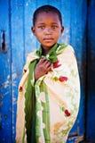 Afrikanisches Kind Stockfotos