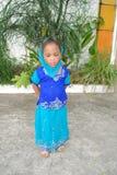 Afrikanisches Kleid Lizenzfreies Stockbild