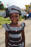 Afrikanisches Kleid Stockbilder