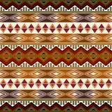 Afrikanisches Muster lizenzfreie abbildung