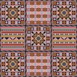 Afrikanisches Muster 3 Stockfotos
