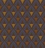 Afrikanisches nahtloses Muster lizenzfreies stockfoto