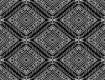 Afrikanisches nahtloses Muster Stockfotos