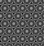 Afrikanisches nahtloses Muster Stockfoto