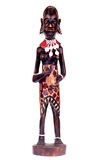 Afrikanisches Schnitzen Stockfoto