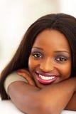 Afrikansk amerikanflicka Royaltyfri Bild