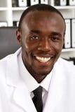 Afrikansk amerikanforskare Royaltyfri Bild