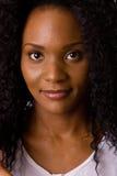 afrikansk amerikankvinna Royaltyfri Bild