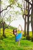 Afrikansk amerikankvinnalivsstil Royaltyfri Fotografi