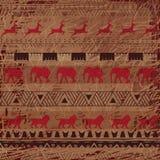 afrikansk bakgrund Royaltyfri Fotografi