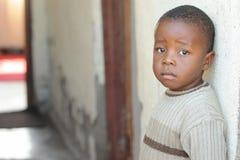 afrikansk barnskola Royaltyfri Foto