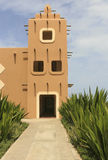 afrikansk byggnadsmoorish Arkivbild