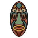 afrikansk etnisk maskering Fotografering för Bildbyråer