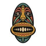 afrikansk etnisk maskering Arkivfoton