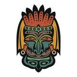 afrikansk etnisk maskering Royaltyfri Foto