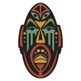 afrikansk etnisk maskering Royaltyfria Foton