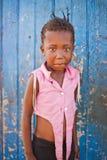 afrikansk flicka arkivbild