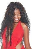 afrikansk flicka royaltyfri foto