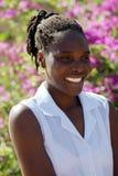 afrikansk frisyr fotografering för bildbyråer
