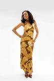 afrikansk härlig kvinna fotografering för bildbyråer