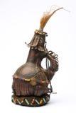 afrikansk kaffehållare Royaltyfria Foton