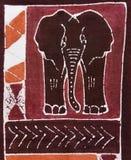 afrikansk konst Royaltyfri Fotografi