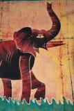 afrikansk konst Arkivbild