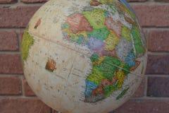 afrikansk kontinent Royaltyfria Foton