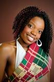 afrikansk kvinna arkivbild